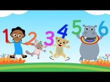 Embedded thumbnail for Time to Count! One, two, three! - Educational Songs from Akili and Me